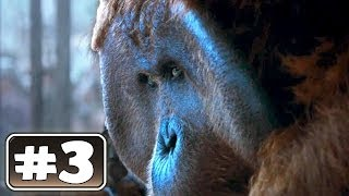 Repeat youtube video DAWN OF THE PLANET OF THE APES Trailer 3 [International Trailer]
