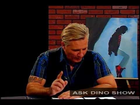 """ASK DINO SHOW"" Dino Maddalone Host, Guest DAVID ELLIOTT, with DIONNE WARWICK & DAVID PERFORMANCE!!"