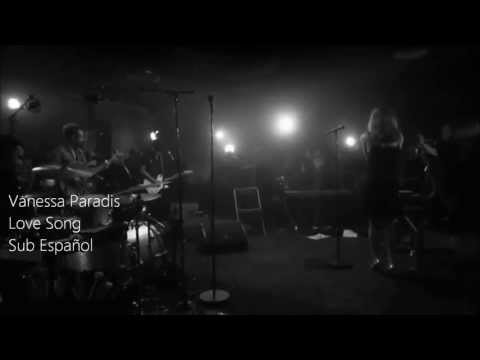 Vanessa Paradis - Love Song (sub español)