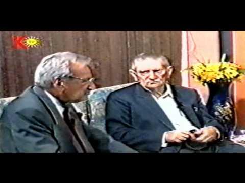 Massud Mohammed & Shukur Mustafa le Kurdistan TV 1998