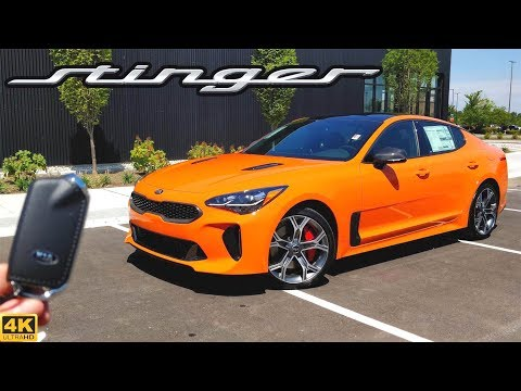 2020 Kia Stinger GTS: FULL REVIEW | This Tiger is FEROCIOUS and Ready to POUNCE!