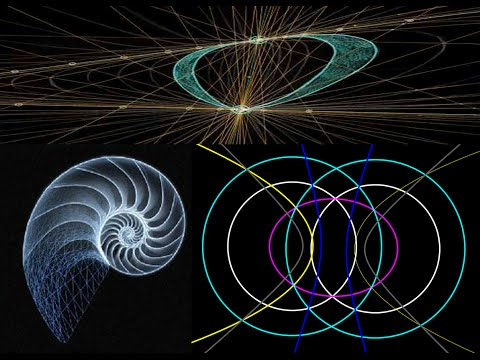 Projective Geometry 1 Without Equations, Conics & Spirals