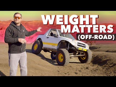 Does Weight Matter For Off-Roading? | Harry Situations