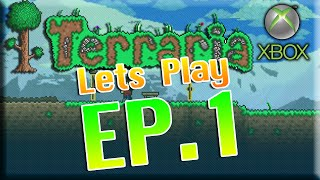 Terraria Xbox 360: Lets Play EP.1 - Getting Started