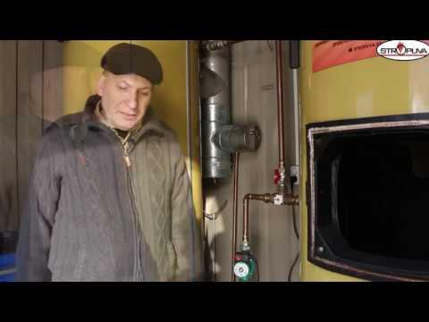Stropuva S 20 Ideal котел длительного горения