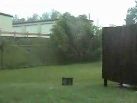 Tropical Storm Rita Hits Longview, TX