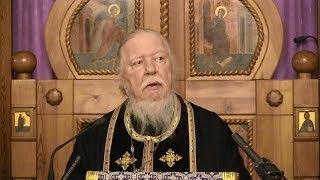 Протоиерей Димитрий Смирнов. Проповедь об истинном благочестии