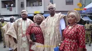 WATCH GRAND BURIAL CEREMONY FOR LATE MOTHER OF AKINSIKU OF LAGOS WITH K1