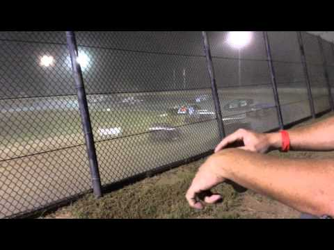 Modified feature part 4 end Jackson Motor Speedway 7-4-14