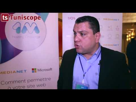 Interview de M. Mohamed Bridaa  CEO Microsoft Tunisie