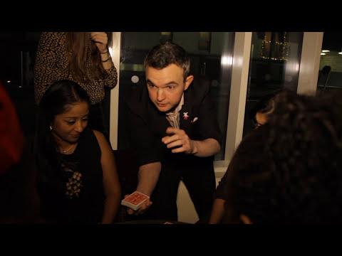 "Jono Blythe, Close-Up Magician ""Ambitious Card Magic"""