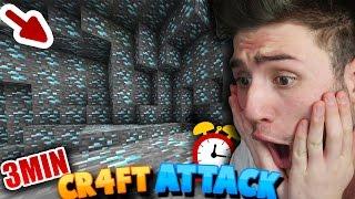 150 DIAMANTEN in 3MIN GEFARMT 🔴 Craft Attack 4
