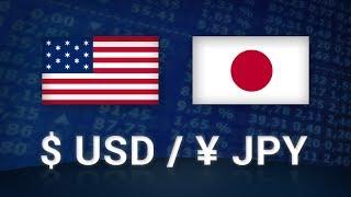 Технический анализ форекс по валютной паре USDJPY Доллар и японская Йена
