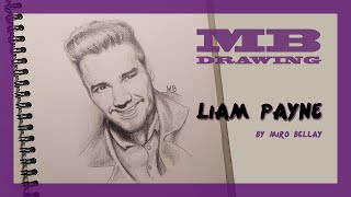 MB Drawing: Liam Payne | Miro Bellay