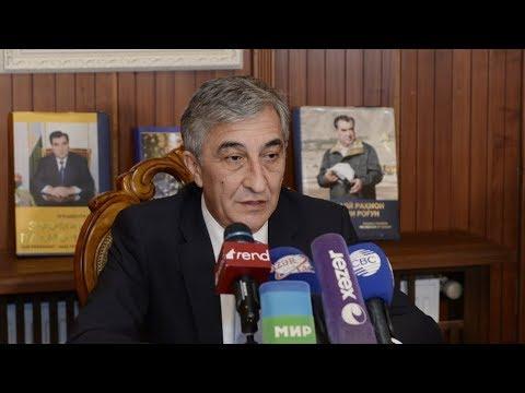 Таджикистан и Азербайджан подвели совместные итоги 2019 года