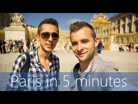 Paris in 5 minutes | Travel Guide | Must-sees for your city tour
