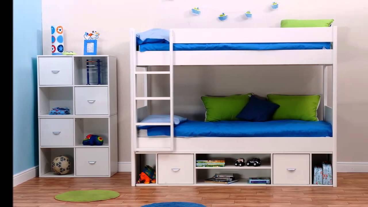 Habitaciones de ni os originales youtube - Dormitorios originales para ninos ...