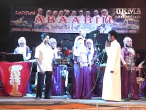LEMBAH DUKA - ABAABIIL live in Bandung