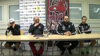 Lehdistötilaisuus: Happee - SalBa 18.2.2017