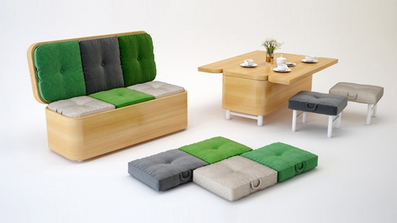 Space Savers Furniture space saving furniture - youtube