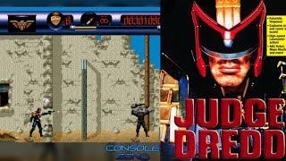 Скачать Judge Dredd Sega Mega Drive прохождение игры