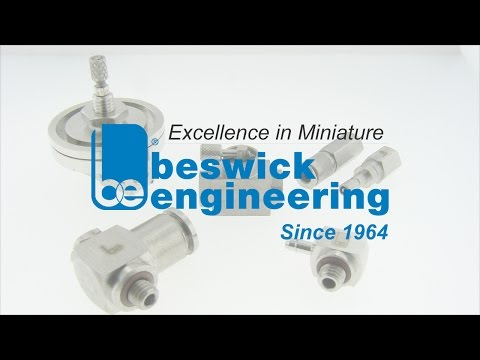Beswick Engineering Miniature Fluid Power Products