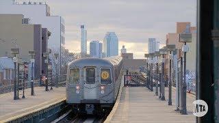 Rebuilding The Astoria Line