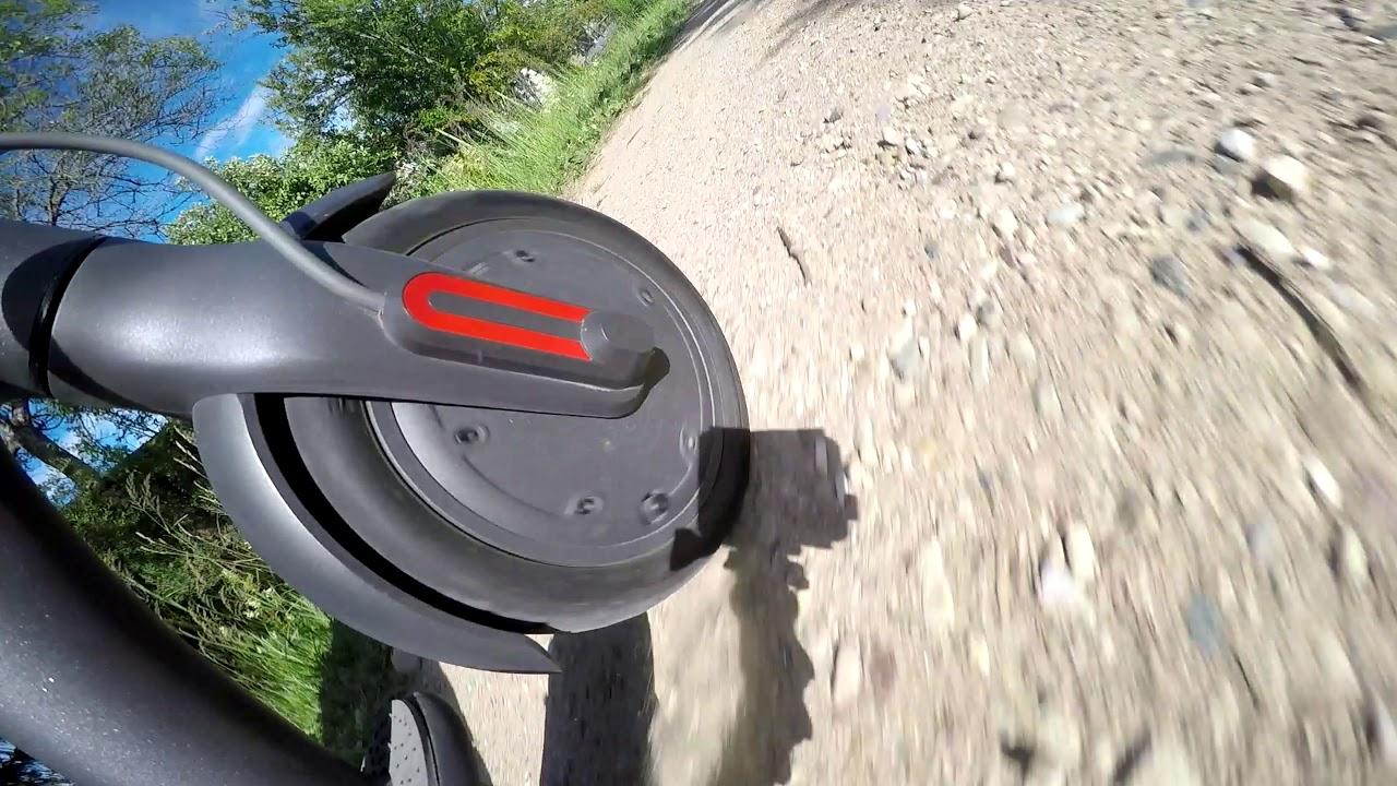 #8 Деха-самокатчик - прыжок на электросамокате XIAOMI M365