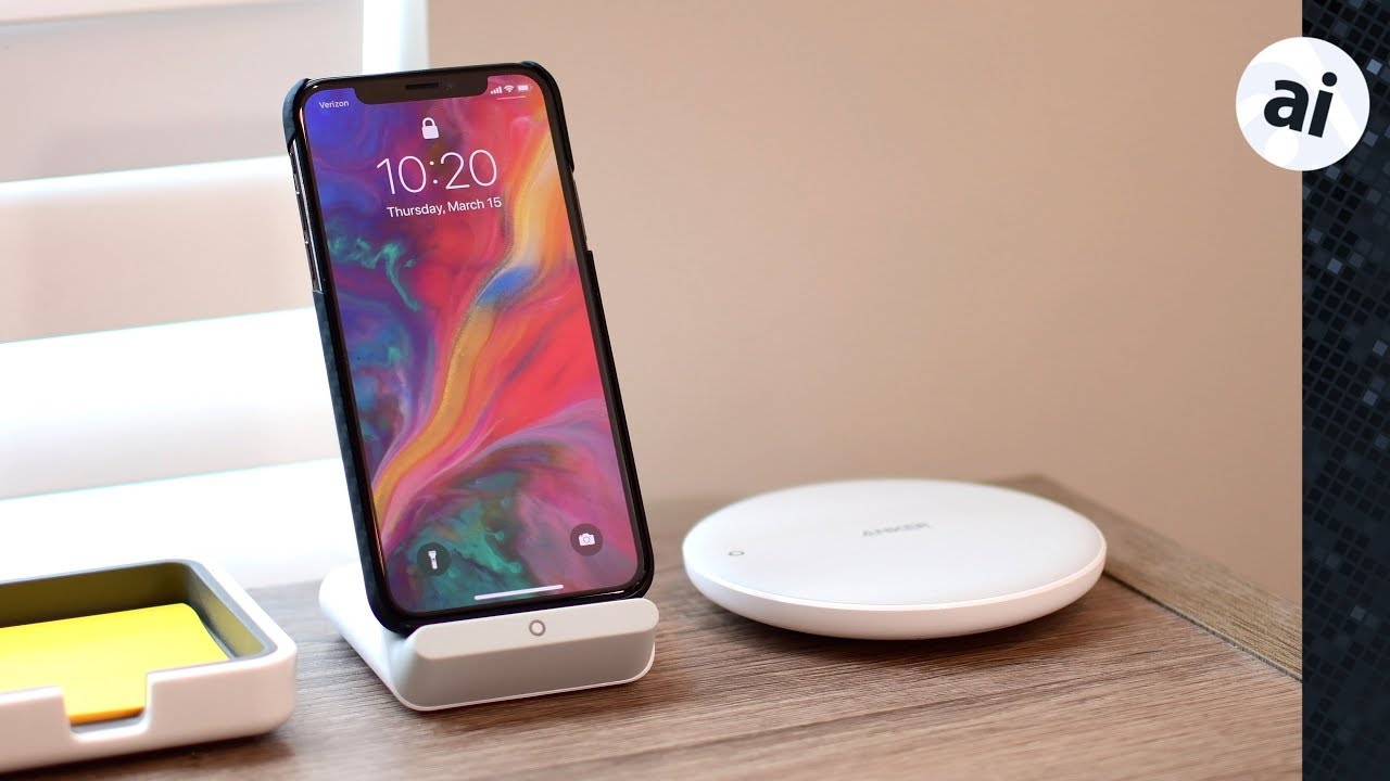 Review: Anker's PowerWave 7 5 Charging Stand & Pad