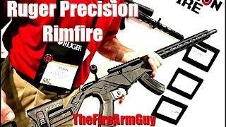 Ruger Precision Rimfire Rifle - TheFireArmGuy