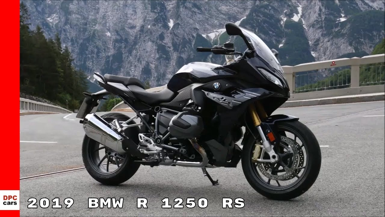 2019 Bmw R 1250 Rs Youtube