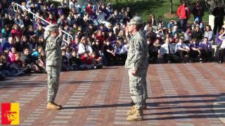 PSU Veterans Day Observance