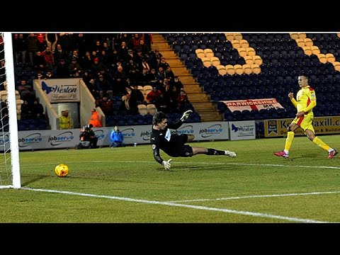 HIGHLIGHTS: Colchester United 0-1 MK Dons