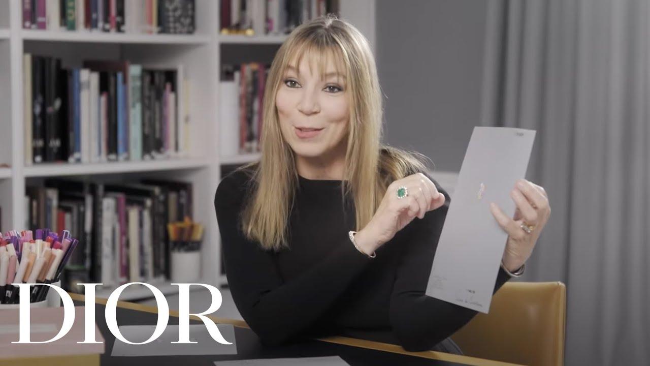 Victoire de Castellane on 'Tie & Dior'