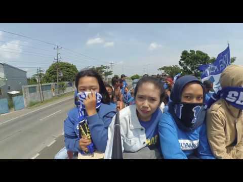 Panser Biru - Away Day Rembang