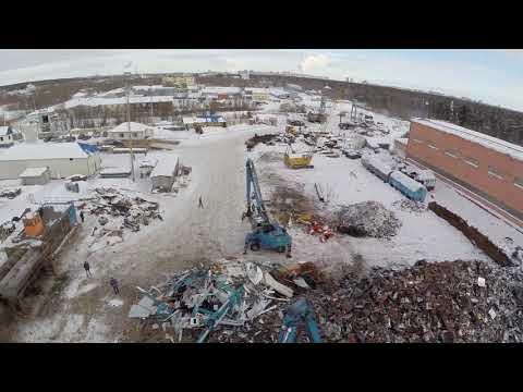 Пункт приема металла в Сургуте | Сдать металлолом дорого в ООО «Вторчермет»