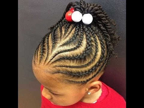 Kids Braided Hairstyles Lovely Hairstyles For Your Little Kids