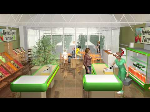 HOME TOWN FARMS® - Vertical Organic Urban Farming 2