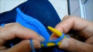 Blusa Unisex para Adultos em Tricô
