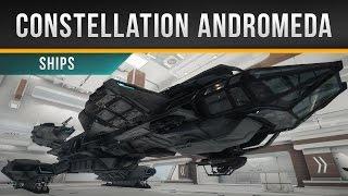 ✖ Star Citizen » Constellation Andromeda V2