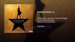 "10 minutes of ""AHA HA HA HA"" from Hamilton"