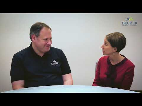 Tara Fisher, Becker CPE Instructor, On Her Career Journey