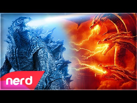 Godzilla: King of the Monsters Song  Long  The King  NerdOut Un Soundtrack