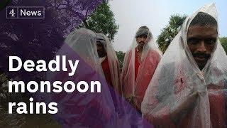 India flood: over 300 dead in Kerala