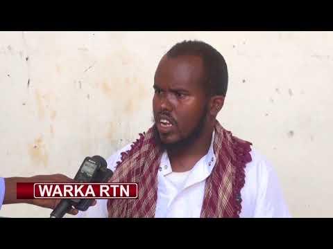 RTN TV: Rag burcad ah oo lagu qabtay Degamada Kaxda ee Muqdisho