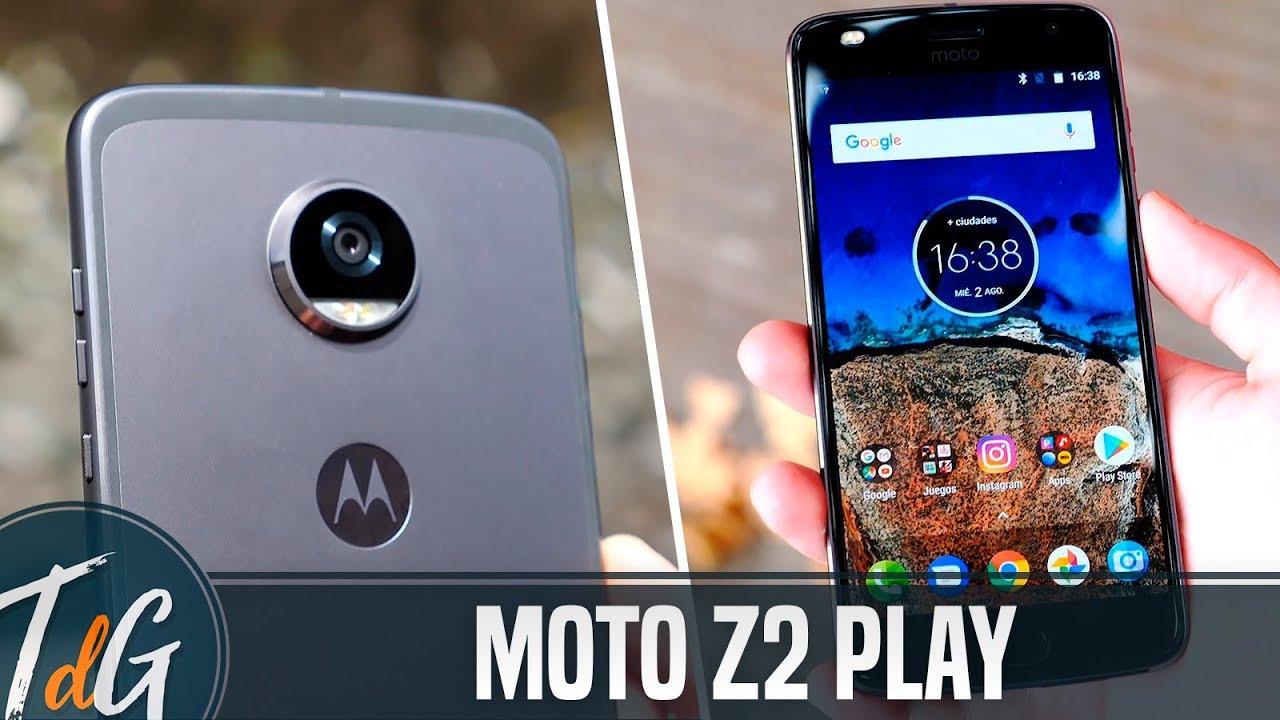 Moto Z2 Play, review en español