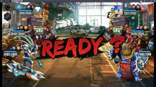 Tested Space Surfer PVP Season 96 Part 3 - Mutants: Genetic Gladiators