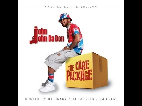 John John Da Don (@JohnJohnDaDon) - The Care Package [full mixtape]