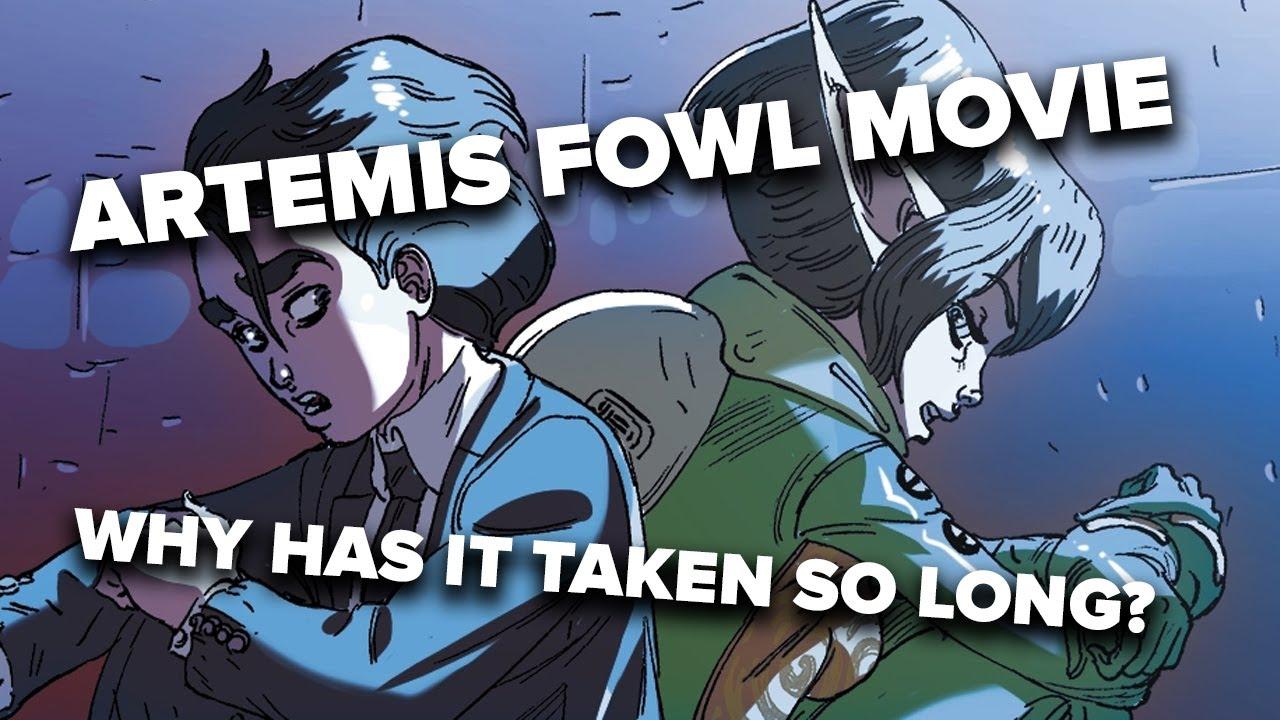 Artemis Fowl Movie News Casting Release Date Media More