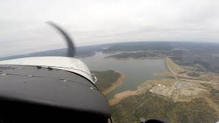 Trip to Chico with Oroville Dam flyover
